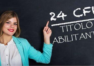 Abilitazione con Laurea/Diploma e 24 cfu: ricorsi MSA (scuola) aperti