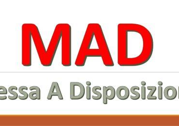 Modello: Messa A Disposizione (MAD)