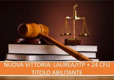 Triplice vittoria in Tribunale firmata MSA scuola: laureati/diplomati con 24 cfu sono abilitati!!
